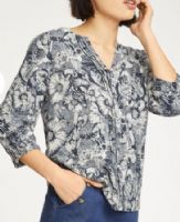 Thought Blouse - Lisbet - WWT4356